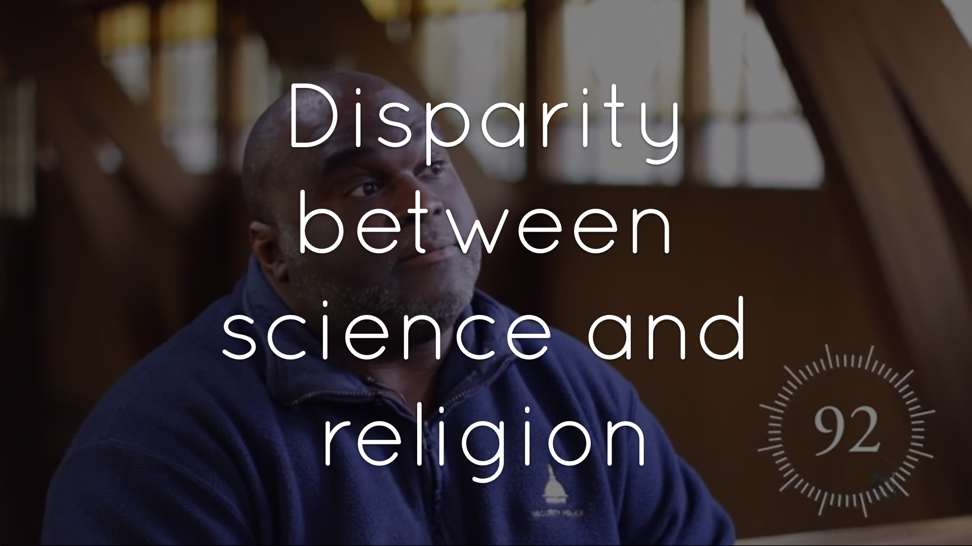 Can God and science coexist?