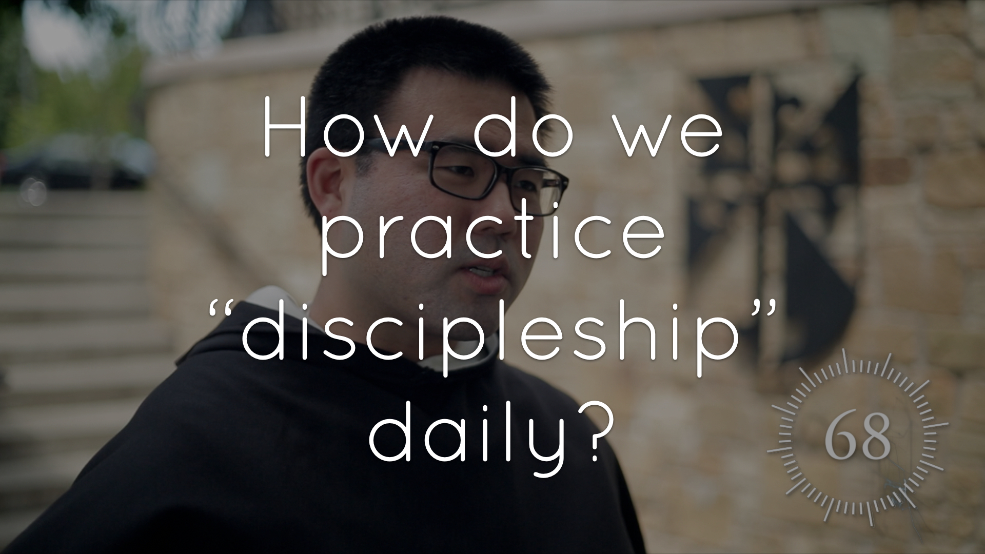 What is discipleship and how do we practice it daily?