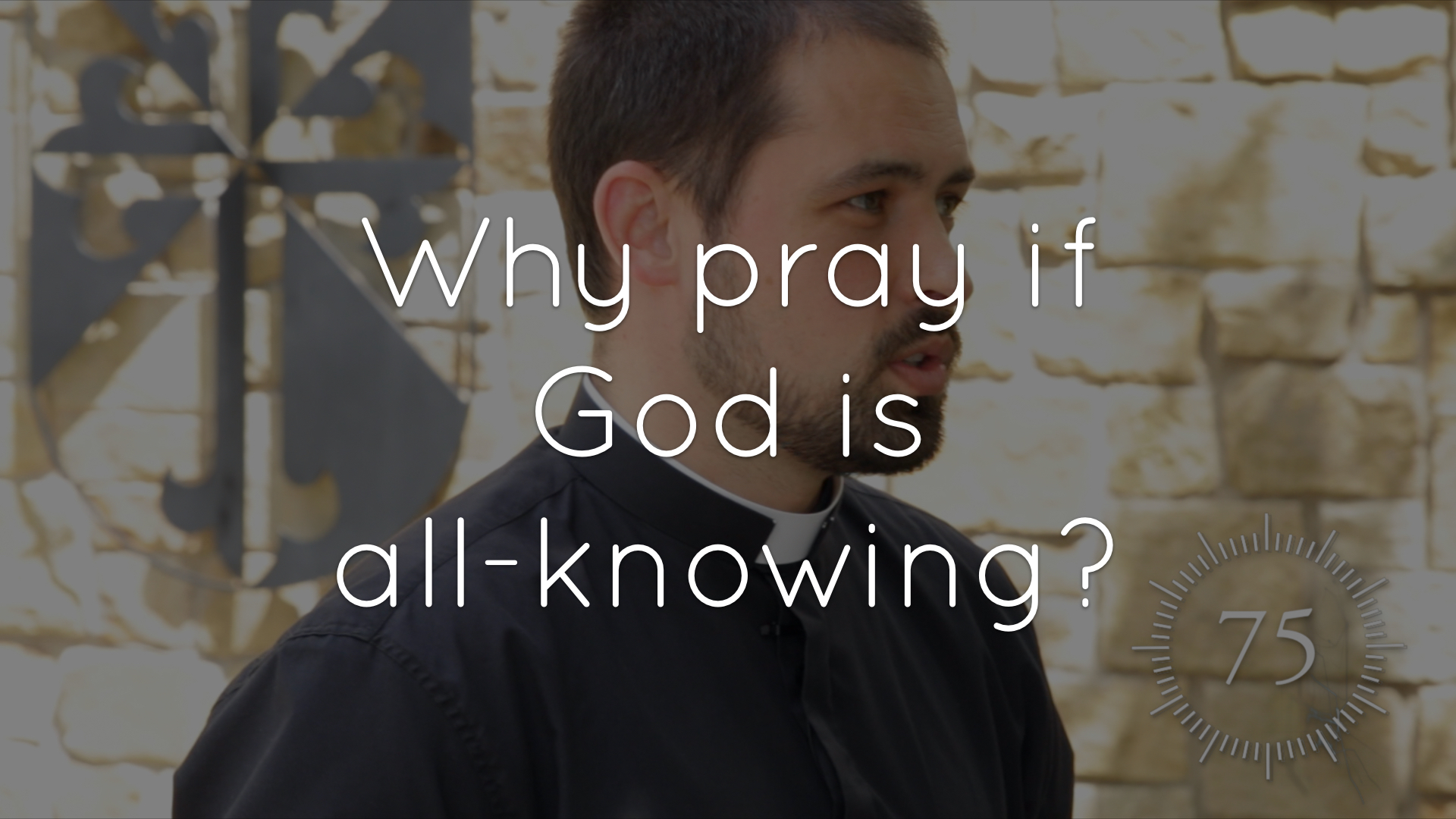 What is the point of prayer if God is all-knowing?